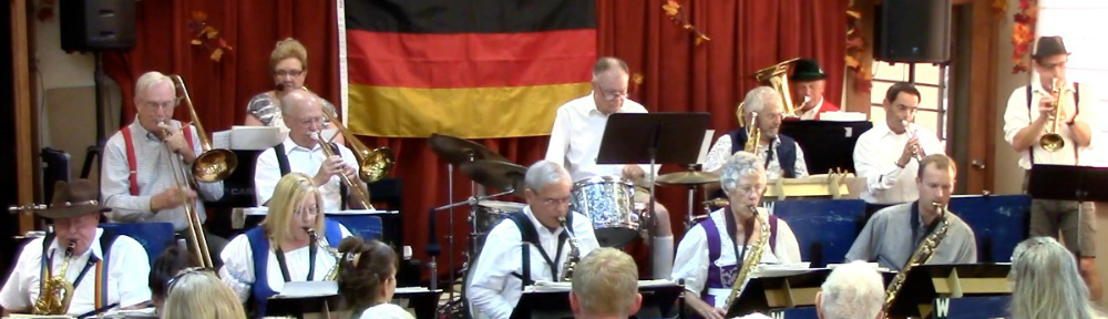 Oktoberfest Westside Sound Big Band